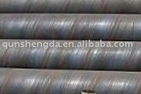 WELDED SPIRAL STEEL TUBE