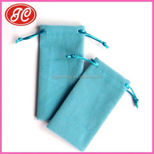Indonesia 2015 best selling Chinese Made velvet camera pouch, card machine camera pouch