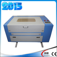 KL460 C02 laser cutting machine for table cloths