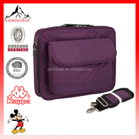 Fancy 17 inch Laptop Bags Wholesale With Detachable Shoulder Strap
