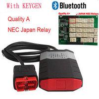 DS150e CDP Plus PRO Bluetooth For DELPHI DS150E Truck Car Auto OBD OBDII obd2 Scanner cdp Diagnostic tools