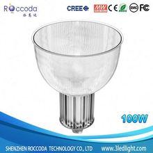 2015 distinctive extra design waterproof IP65 100w high lumen led high bay light