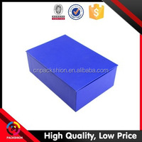 Made in china wholesale blue lipstick box packaging