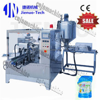 Automatic Doy Pack Filling and Packing Machine