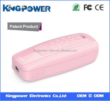2015 new product car shape slim power bank for smartphone and cell phone