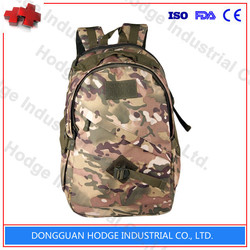 2015 hot sale large pattern military backpack
