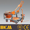 small manufacturing machines QMR4-45 laying concrete block laying concrete block used