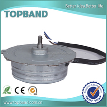 Low cost low voltage 80mm dc brushless fan motor 24v
