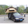 4WD Car roof tent camping auto roof tent