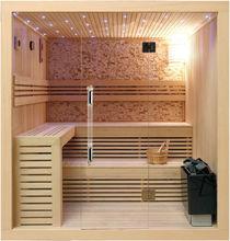 wood sauna for 2-4 people Sauna room FS-1102A/B/C
