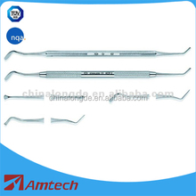 2015 Hot selling best type 013-0204 dental Cement Pluggers