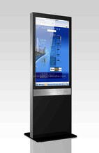 42 inch floor stand digital lcd advertising display