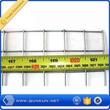 china supplier 2015 new products on market 1x1 galvanized welded wire mesh from Hebei