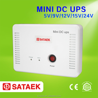 portable mini ups power supply 24v 12v 9v 5v
