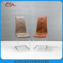 A263 luxury leather dining room chair furniture