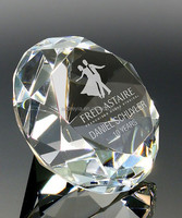 personalized crystal diamond for weddings souvenirs