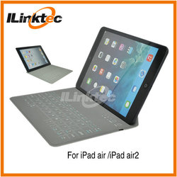 Tablets foldable bluetooth keyboard leather case for 7 tablet for ipad