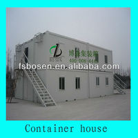 New style prefab mobile modular container office shop