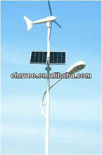 CE&RoHS and IP65 Open Account Trade Solar Wind LED Street Lights