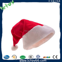 2015 new christmas ornament red hat decortion