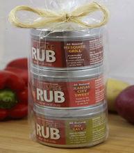 Spice Rub Gift Set