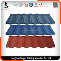 2015 new design heat insulation roof tile manufacturing, high quality mediterranean roof tile