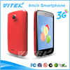 Hot mtk 6572 4inch dual core android cell phone 4 inch touch screen