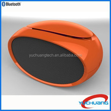 2015 popular products mini portable bluetooth speaker support TF card
