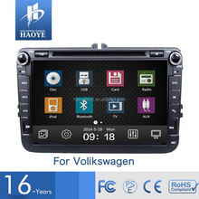 Professional Factory Universal Car Make 2Din Dvd Gps Radio For Vw Fox/Spacefox/Crossfox
