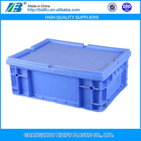 Plastic Transport Crate for Moving Company Hot Sale Storage Moving Plastic Crate