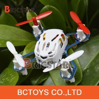 2014 new arrival 2.4G 4CH mini rc flying insect toy, drone professional quadcopter for sale.