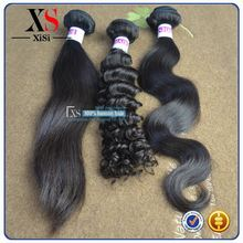 Best selling natural 5a grade virgin malaysian hair clip in human hair extensions for black women