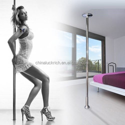 Professional Exotic Fitness Removable Dance Pole Exercise Stripper Dancing Pole 45mm