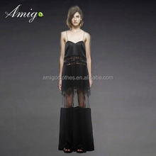 formal time women wear fashion dress 2012 lace made in china