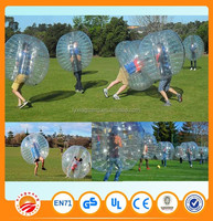 Fun bubble football suits inflatable body zorb ball with very good quality