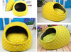 Factory Best Selling Best Quality New Soft Pet Dog bed House