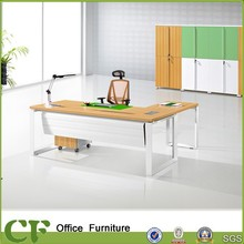 Wholesale manufacturer white metal office furniture executive desk
