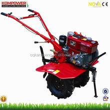 CE approved efficient cultivation machine,6 hp tilling machine for farming