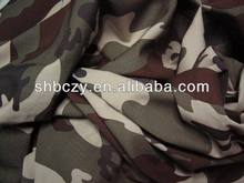 Camouflage fabric for army uniform