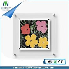 hot sale in 2012 photo frame,acrylic photo frame, acrylic picture display, perspex photo album