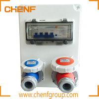 High Quality Newest Wall Mounted Power Boards/ Portable Power Distribution Box/ Electrical Outdoor Distribution Box