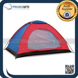 2015 Summer Ultra Light Fiberglass Tent Pole Outdoor Camping Grow Tent With Net Door