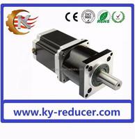 NEMA23 Stepper dc planetary gear motor Changzhou Kaiyuan Machinery