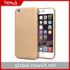 Newvit Back cover 7 for iPhone 6 / Light weight and slim / All around protection