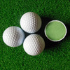 Wholesale blank new golf ball