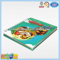 Cartoon Children English Story Books