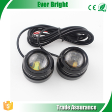 4SMD LENS LED Chip Aluminum Alloy Eagle Eye Light Rogue Brake Reverse Lamp Wireless Control