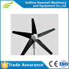 reliable home use low noise easy start 100w 200W 12V 24V horizontal small wind power turbine generator high quality hot sale