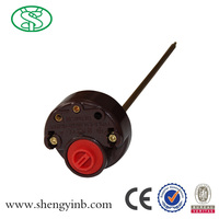 single safety water heating temperature controller thermostat for electric water heater