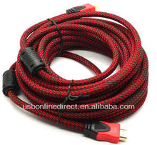 7m HDMI Cable Supports Ethernet,3D, and Audio Return [Newest Standard] 1.5m 5ft 1.8m 6ft 3m 10ft 5m 15ft 10m 30ft 20m 60ft